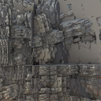 MB3D 268 stone avalanche by Mariagat