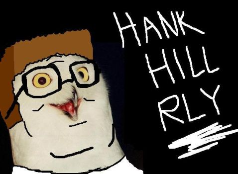 HANK HILL RLY by Tanzeppelin215