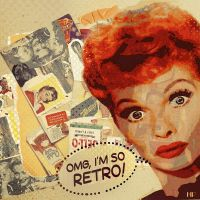 I'm So Retro by Diamara