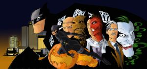 KidNotorious' Long Halloween by Ielle77