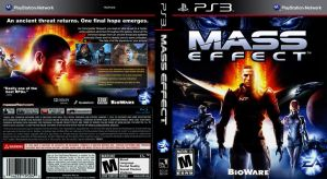 Mass Effect 1 for PS3 by JoseOmatic
