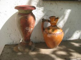 Old Vases by Hope555