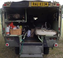 Land Rover Military Ambulance 4 by Dan-S-T