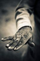 Living worker hand by TAvO85