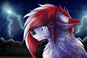 .:Carry on my wayward son:. .:+Speed-Paint:. by Timbermutt