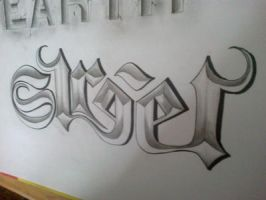 street lettering by smurfpunk