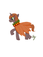 Carrot Berry - season for short tails and capes! by MeiYoko