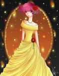 FOP - Her yellow dress by W-i-s-s-l-e-r