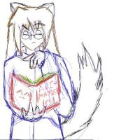 Pchat Doodle-College Me by Maruki