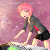 CLE Countdown - Aelita by BassoonistfromHell