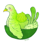 Limey Cookie Dove DTA by tinylaughs