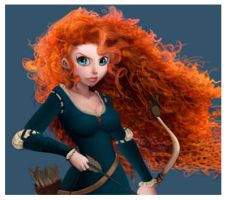 Merida WIP by renecordova