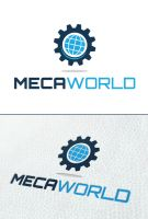 Meca World Logo Template by renefranceschi