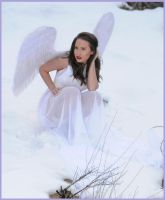 Snow Angel by Undercheese101