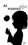 [DC] Ai Haibara x Bad Apple!! by shasha-san10