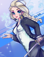 Frozen/P4 Crossover, Part 2/2 by SailorSpindy