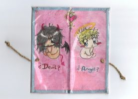 RxR Bookmark by SangoKisaragi