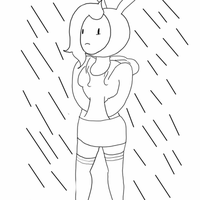 fionna in the rain GIF by mbrittney