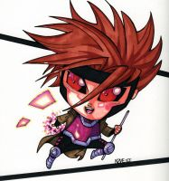 Baby Gambit by olivernome