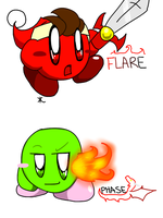 Phase and Flare by Mint612