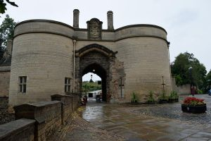DSC 0269 Nottingham Castle 3 by wintersmagicstock