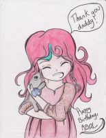 Happy Birthday to a little viking!!! by Ponyville1996