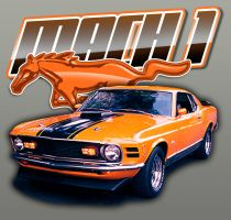 $$ MACH 1 MUSTANG $$ by chadmoney