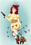 Bethany the Southern Belle by Megal0don