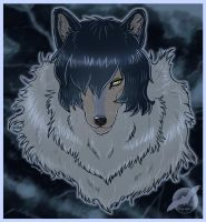 Wolf Children Father by shorty-antics-27