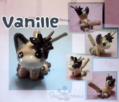 :Clay Vanille: by PrePAWSterous