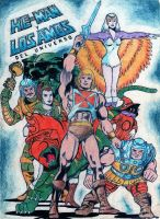 Masters of the Universe by archen1