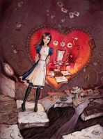 American Mcgee's Alice by glavnayasova