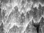 Water curtain by Kaslito
