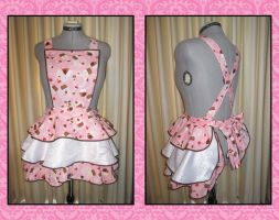 Cupcake Apron by Afterwinds