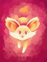 Fennekin by ColdMelody