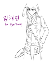 OC FemNorthKorea: Im Hye Young by AskNKorea