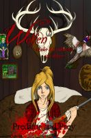 Wolfen Comic Cover 1 by Fantasy-Creature