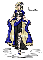 Kamila for Yumehayla by Meip