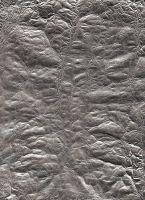 Aluminum Foil Texture Stock by Enchantedgal-Stock