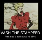 vash the stampeed by bloodtrinitypulse