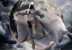 MoonKnight by hiram67