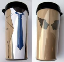Castiel thermal mug by F-A