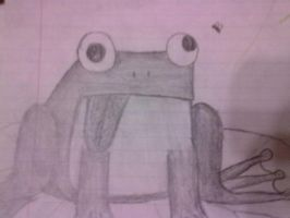 The Frog and The Fly by chloerosewolf