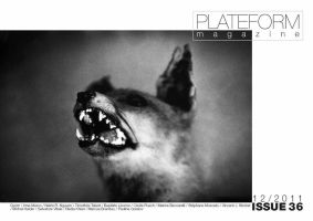 PLATEFORM ISSUE 36 12 11 ::: 3 ANS ::: by PLATEFORM