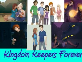 Kingdom Keepers Forever! by KingdomKeeper1121