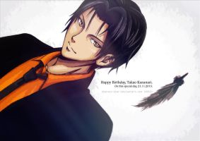 Takao: Happy Birthday 2013 by 3ternal-Star