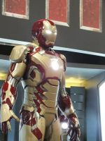 Iron Man 3 Mk VIII Armored Suit (15) by Scarlighter
