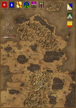 The Northern Kingdoms by Sapiento