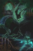 LoL: Thresh by Alberloze