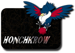 Honchkrow Banner by ZalbarTheGreat